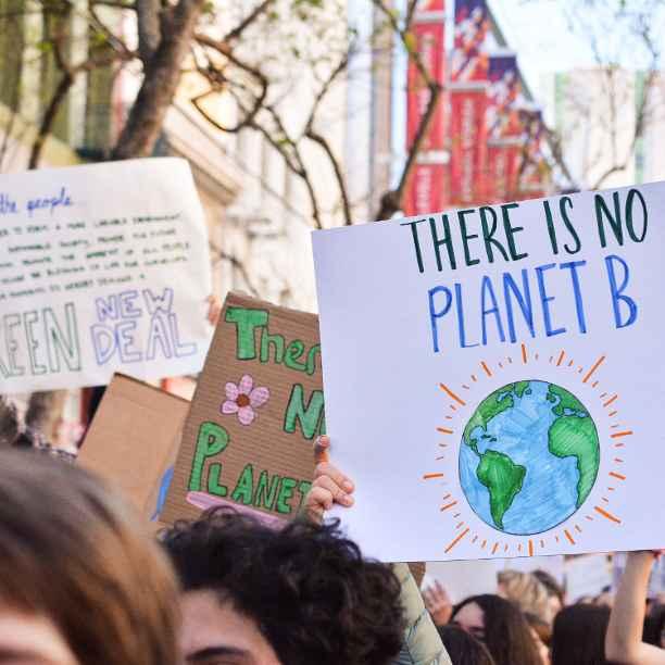 How is the environmental emergency making us feel?