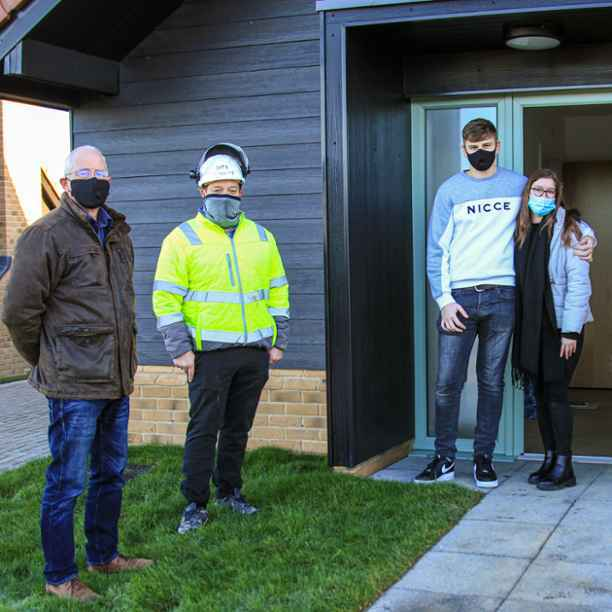 Opening doors – community land trust offers locals a voice and a home